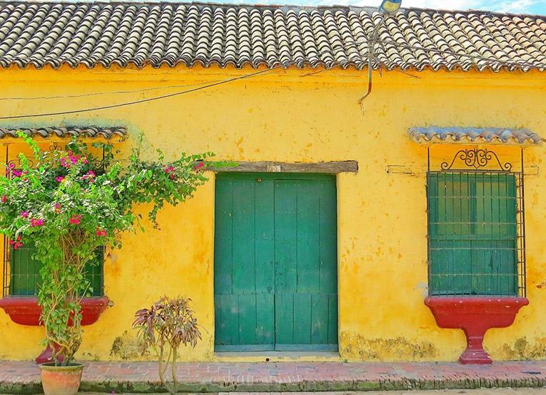 Casas coloniales de Mompox