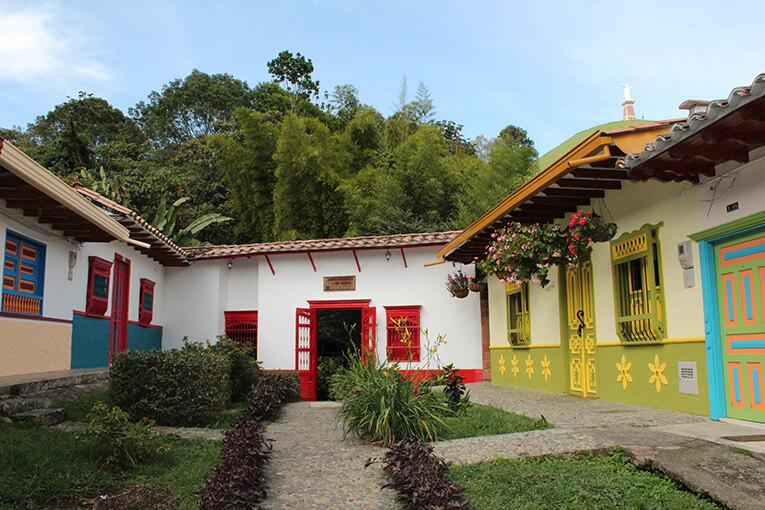 Jardín Antioquia Colombia