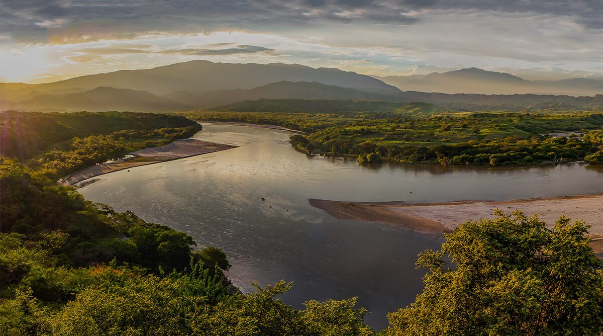 Río Magdalena, Huila