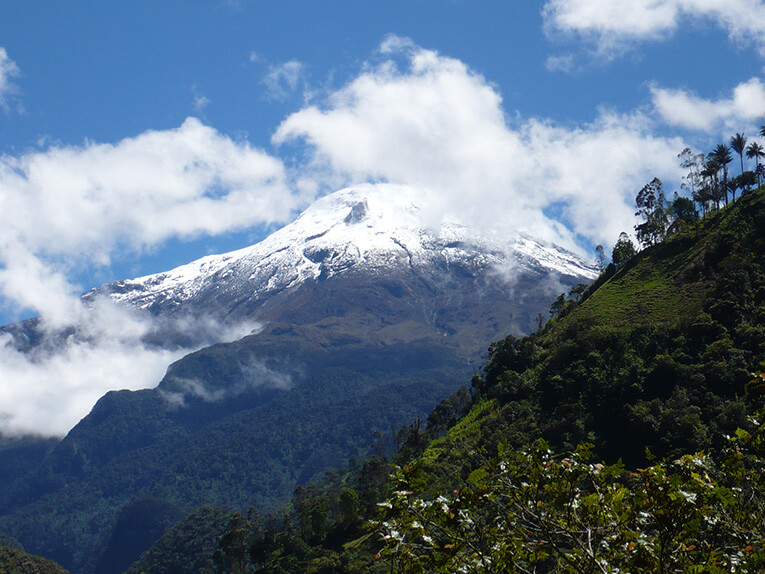 Tolima Snowy