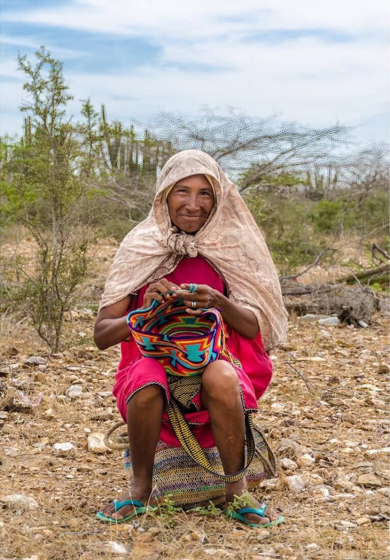 Artesana Wayuu