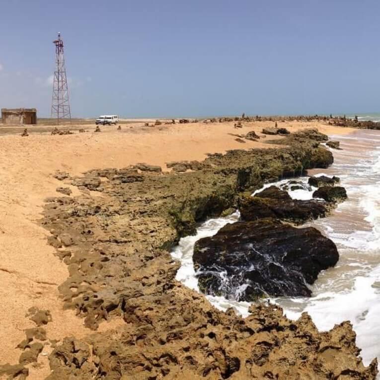 El Faro Punta Gallinas