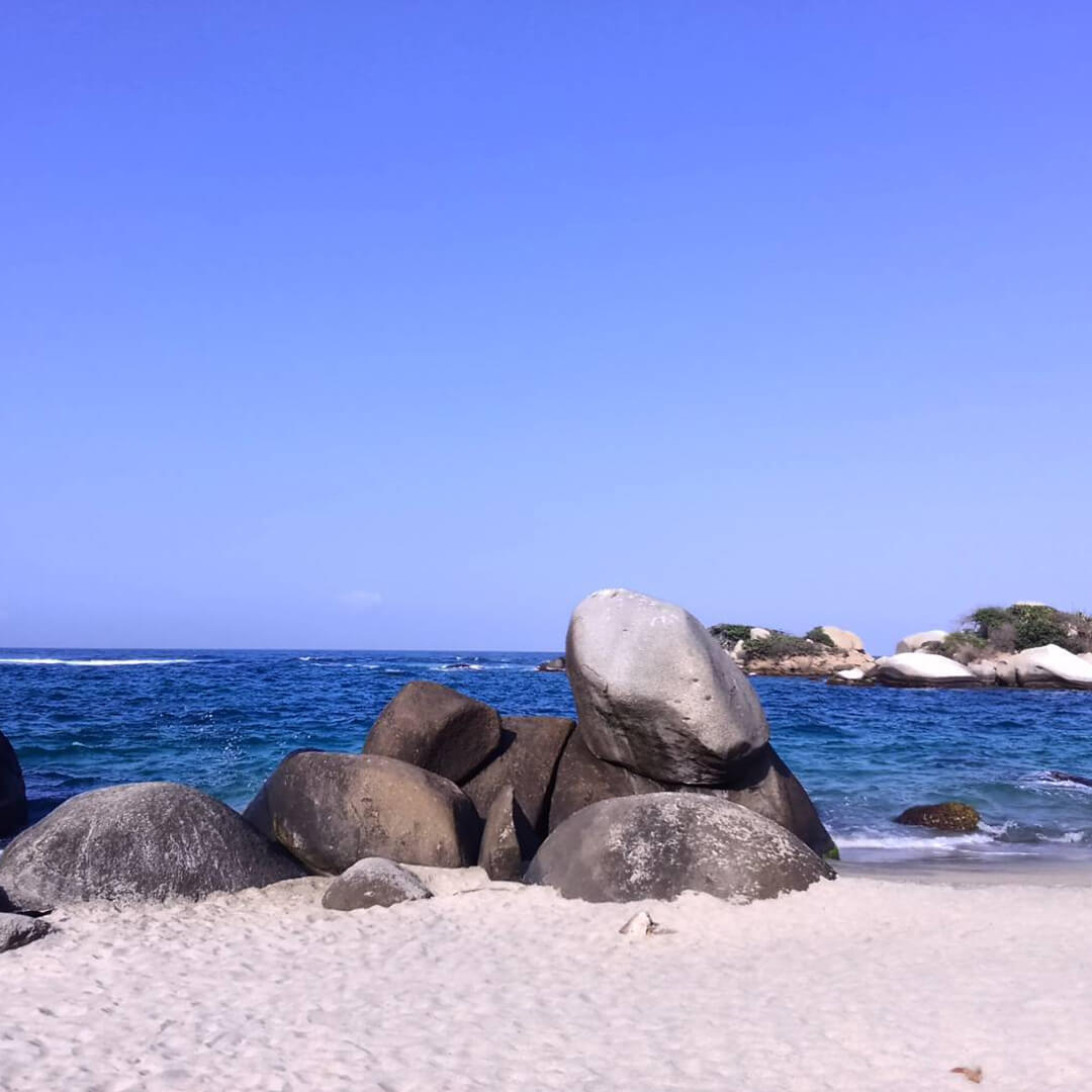 Arenilla Beach - Tayrona Park