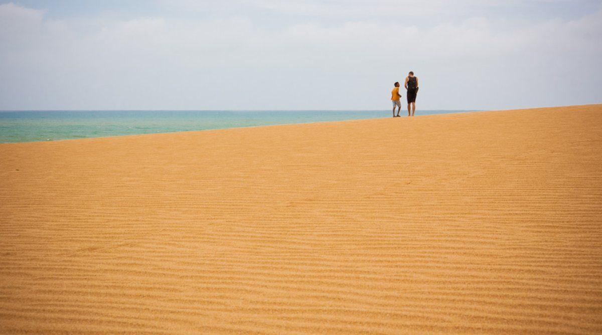 Cómo llegar a Punta Gallinas