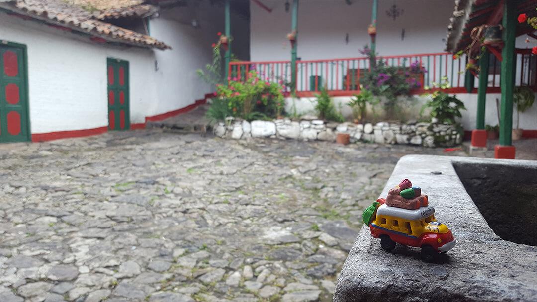 Hospedaje en pueblito Cocuy Colombia
