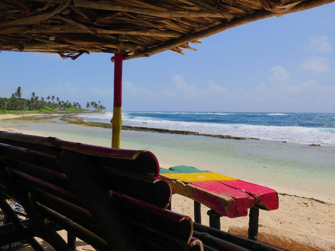Playas de San Luis en San Andrés