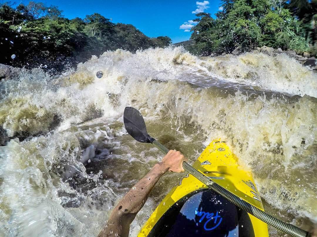Rafting por el río Suarez