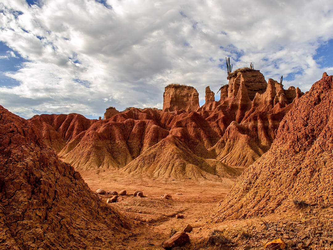 Recomendaciones para viajar al desierto de la Tatacoa