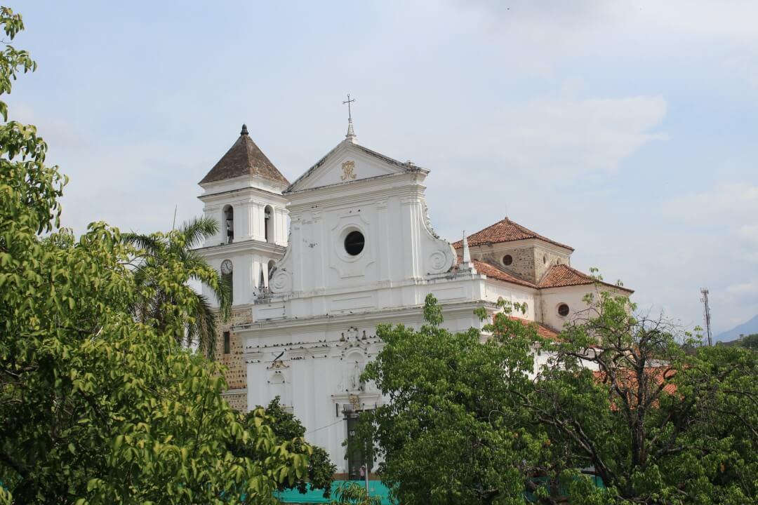 Catedral de Santa Fe de Antioquia