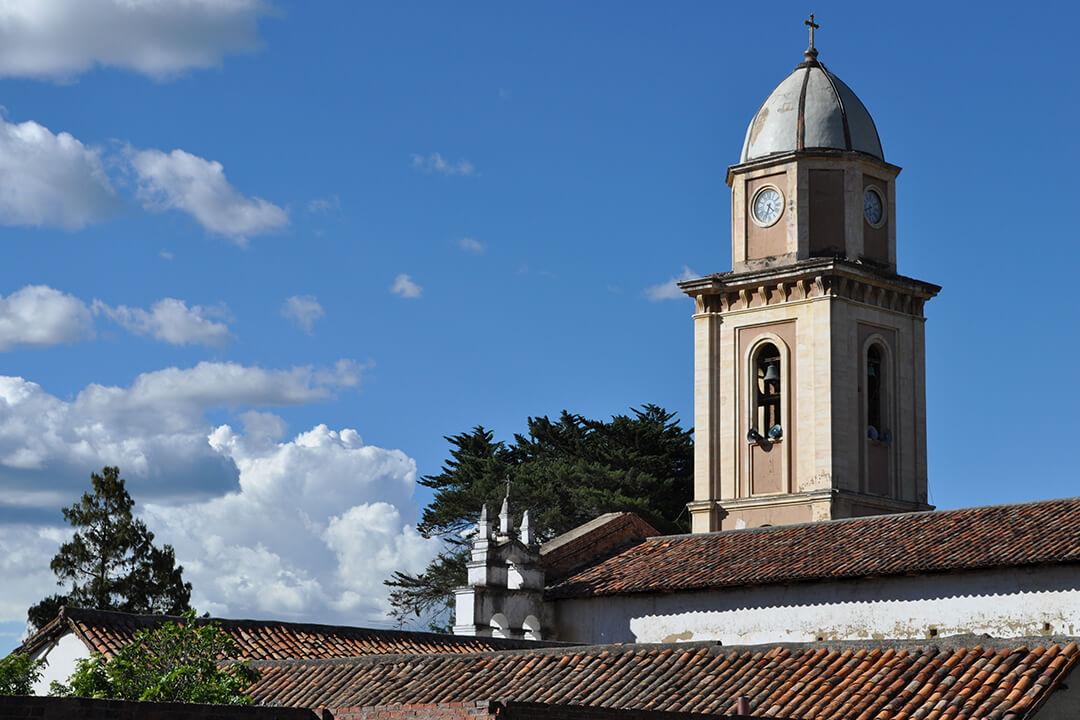 Iglesia de Iza Boyacá
