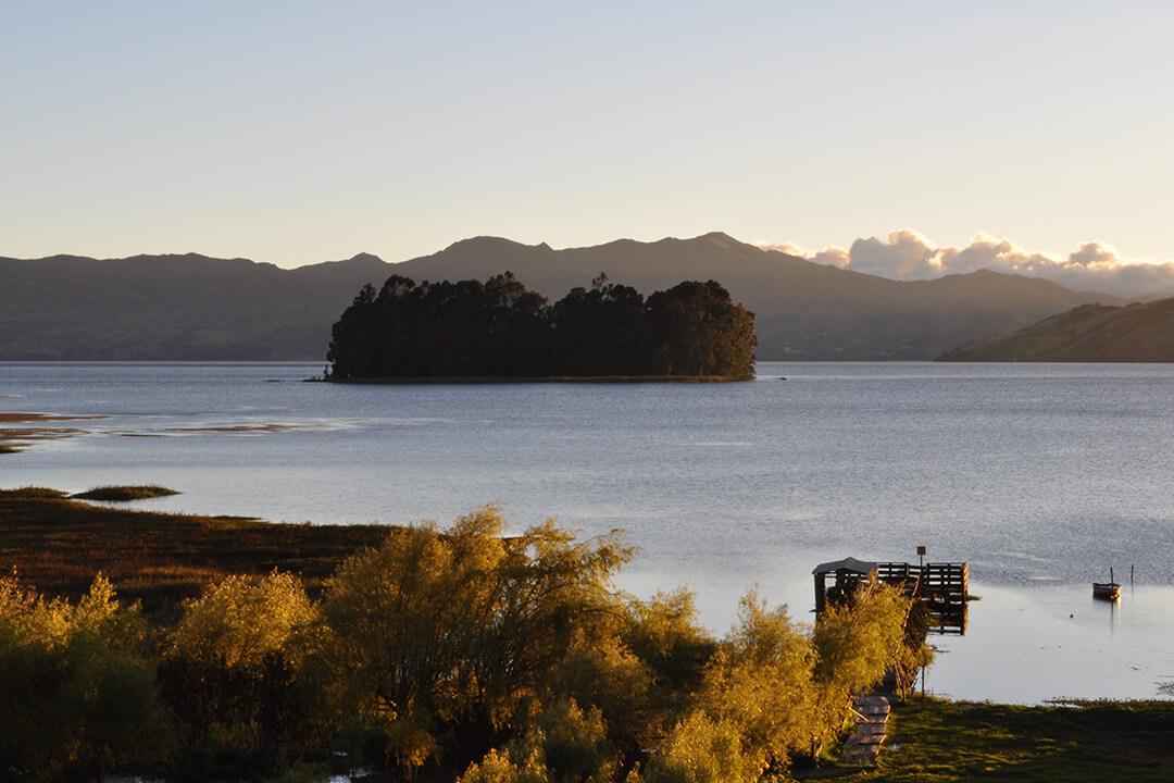 Lago de Tota Boyacá