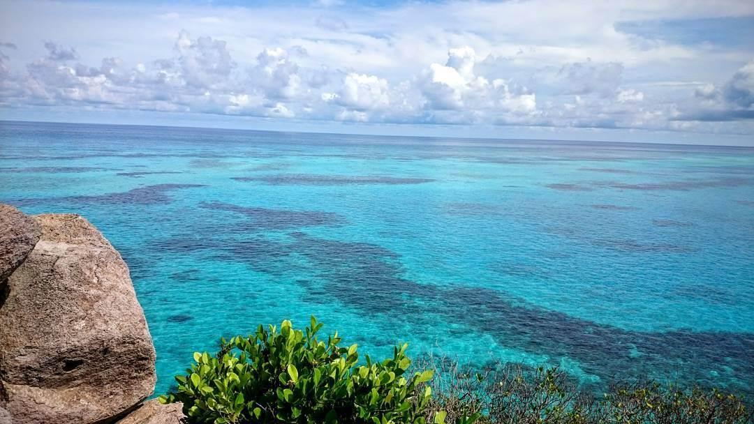 Mar de los 7 colores