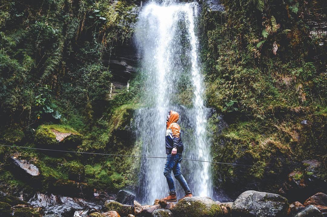 Rutas de trekking cerca a Bogotá