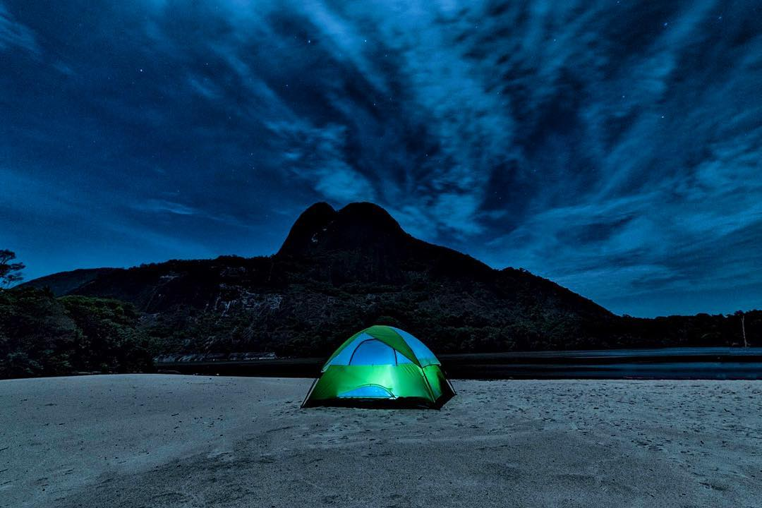 Camping Cerros de Mavecure