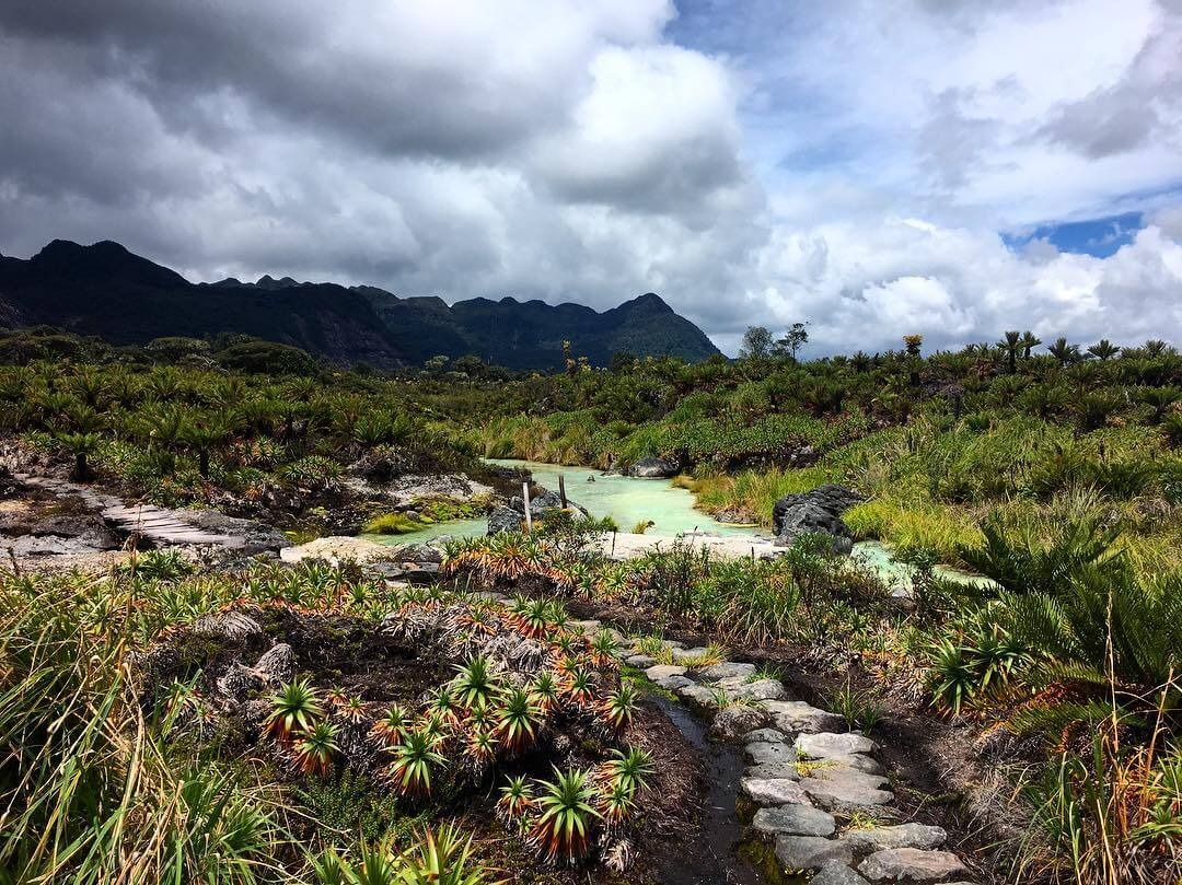 Puracé National Park