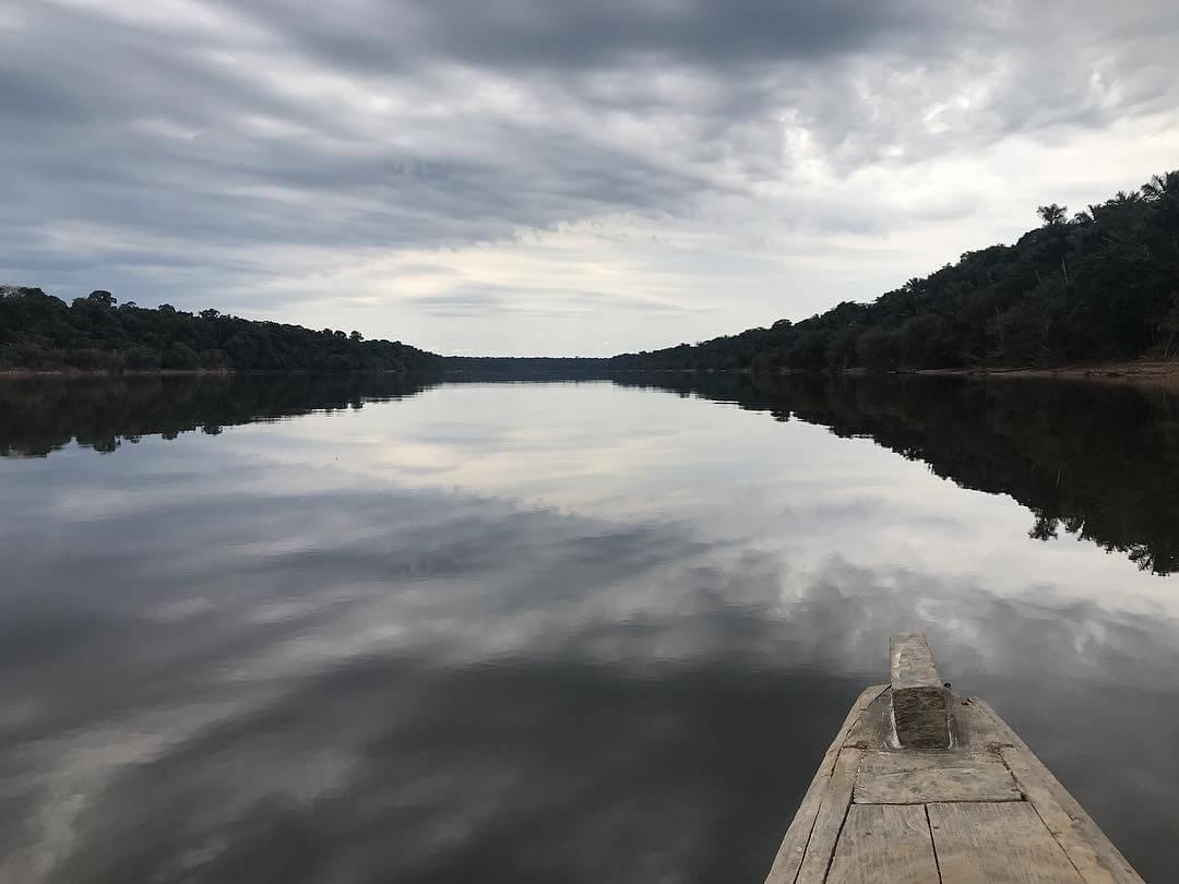 Navegando por el río Apaporís