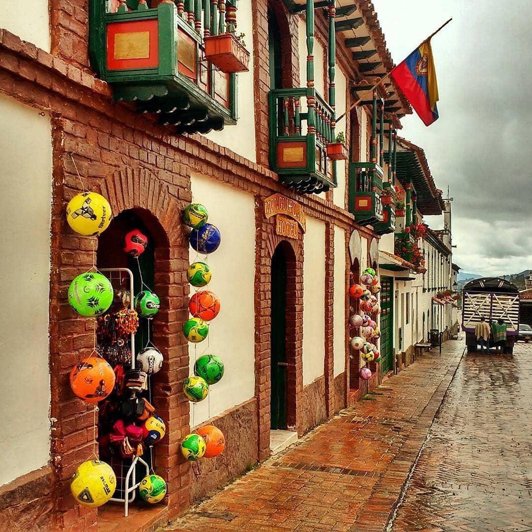 Tienda de balones artesanales