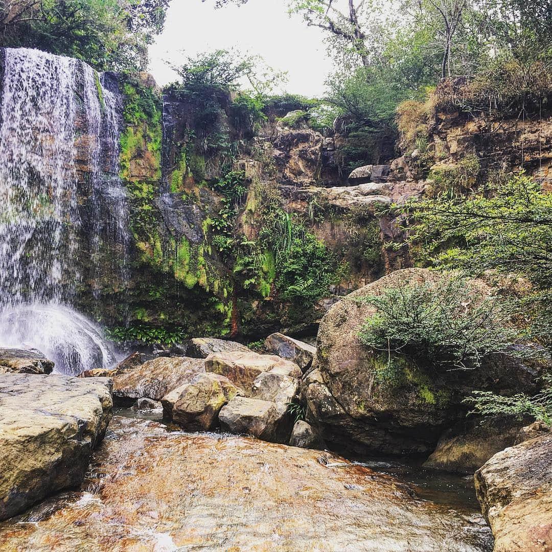 Cascadas Lejanias, Meta