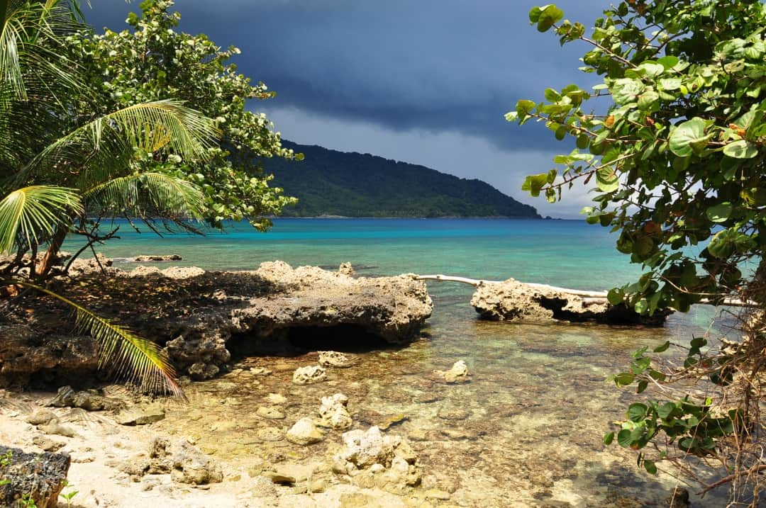 Beach of Sapzurro