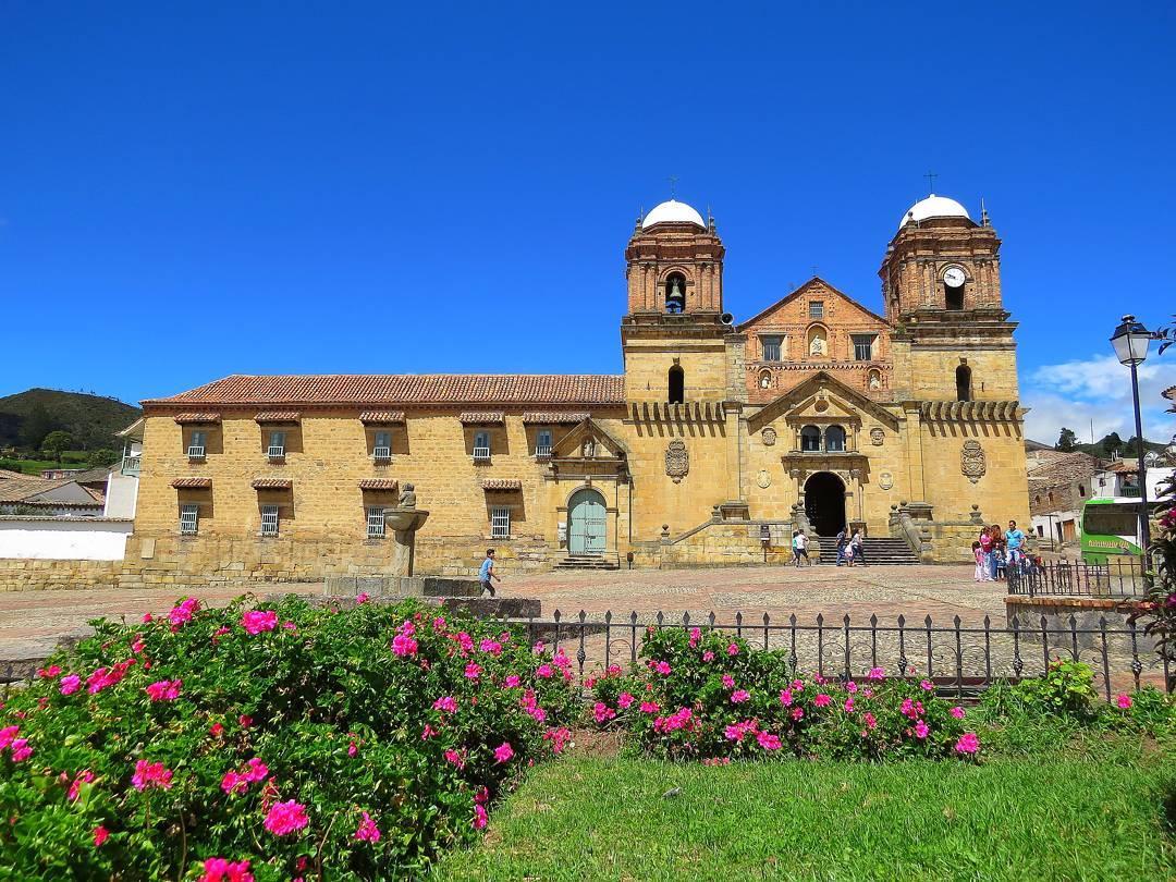 Basílica menor de nuestra señora de Monguí