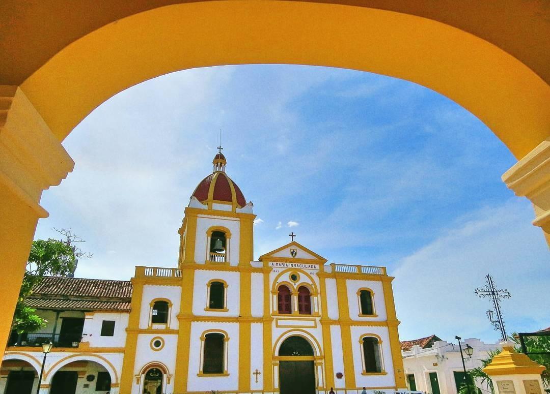 Iglesia Inmaculada Concepción de Mompox