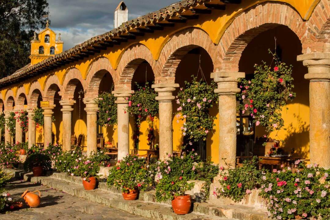 Hacienda Salitre Paipa
