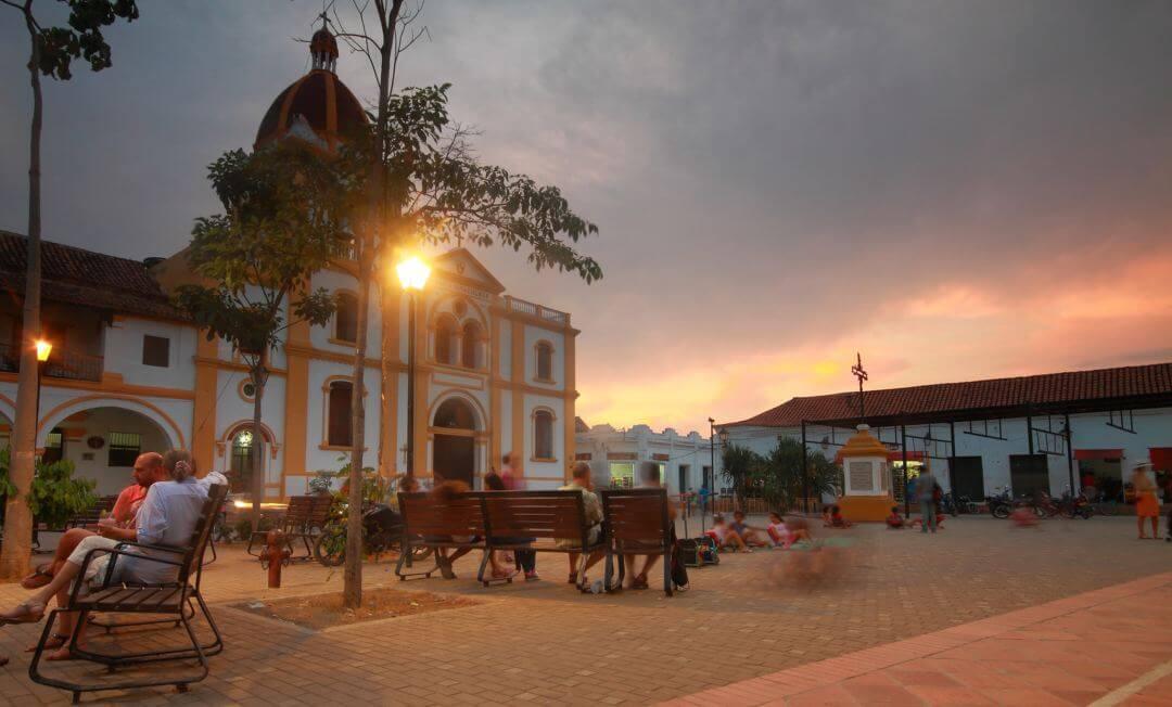 Centro histórico de Mompox