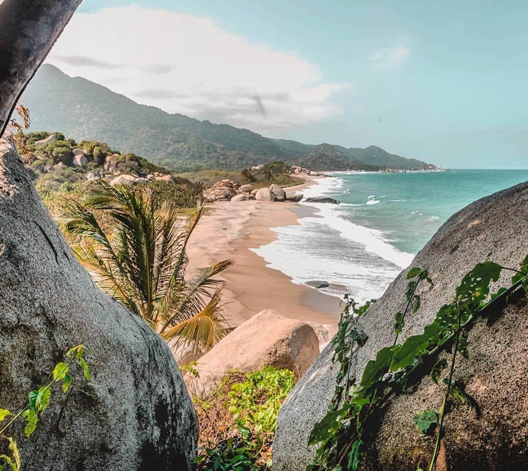 Playa del Parque Tayrona