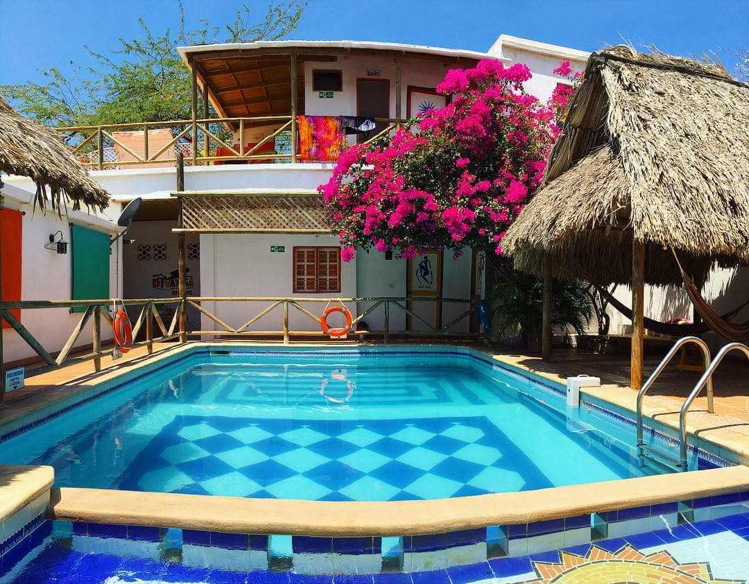 Taganga Bed and Breakfast
