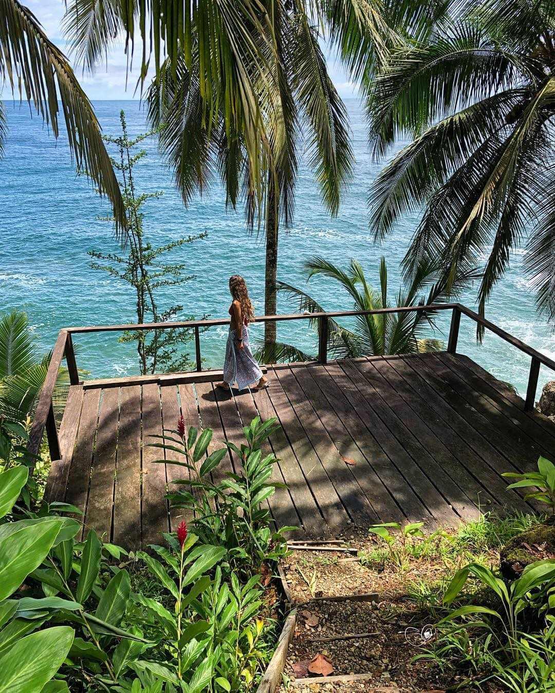 Playas en el pacífico colombiano
