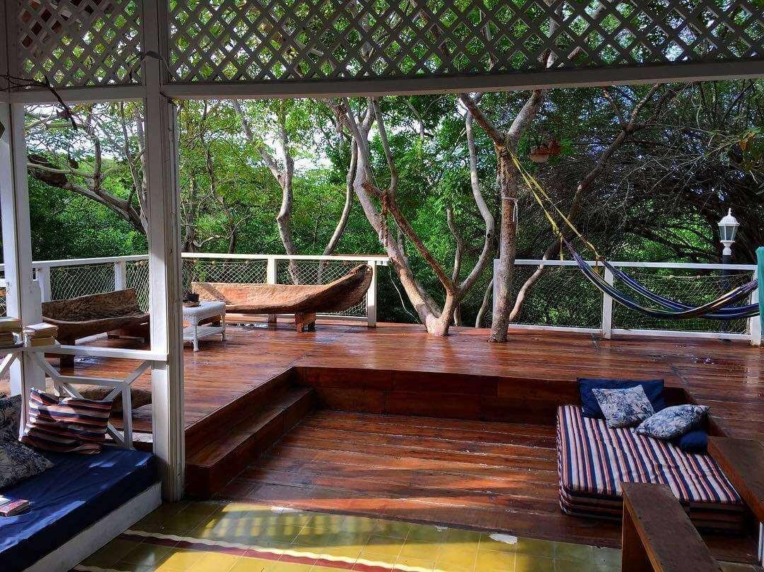 Habitaciones Fulano Secret Paradise
