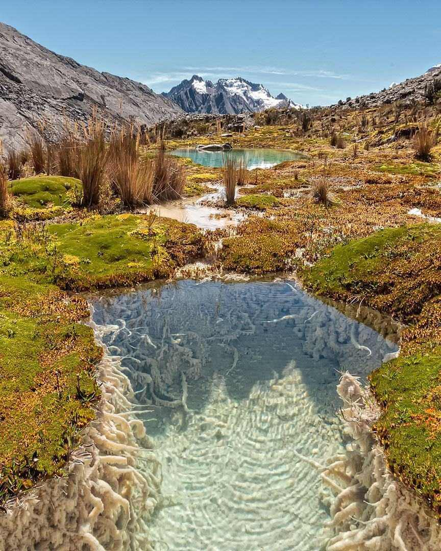 Lagunas del PNN Cocuy