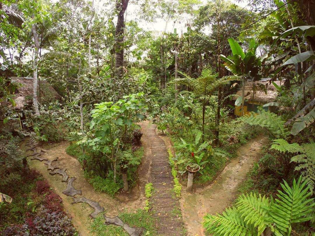 Lodging in the Amazon Colombia