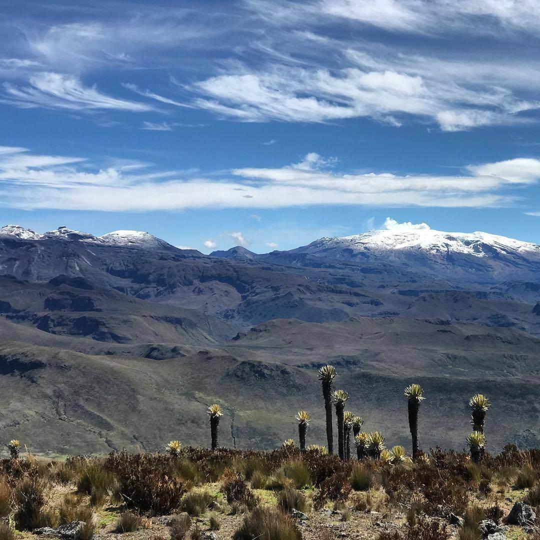 Ecoturismo en el Parque Nacional Natural Los Nevados