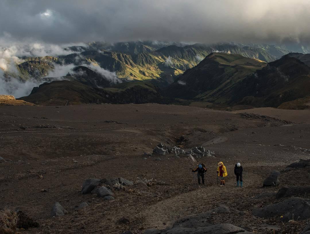 Caminando por los parques naturales de Colombia