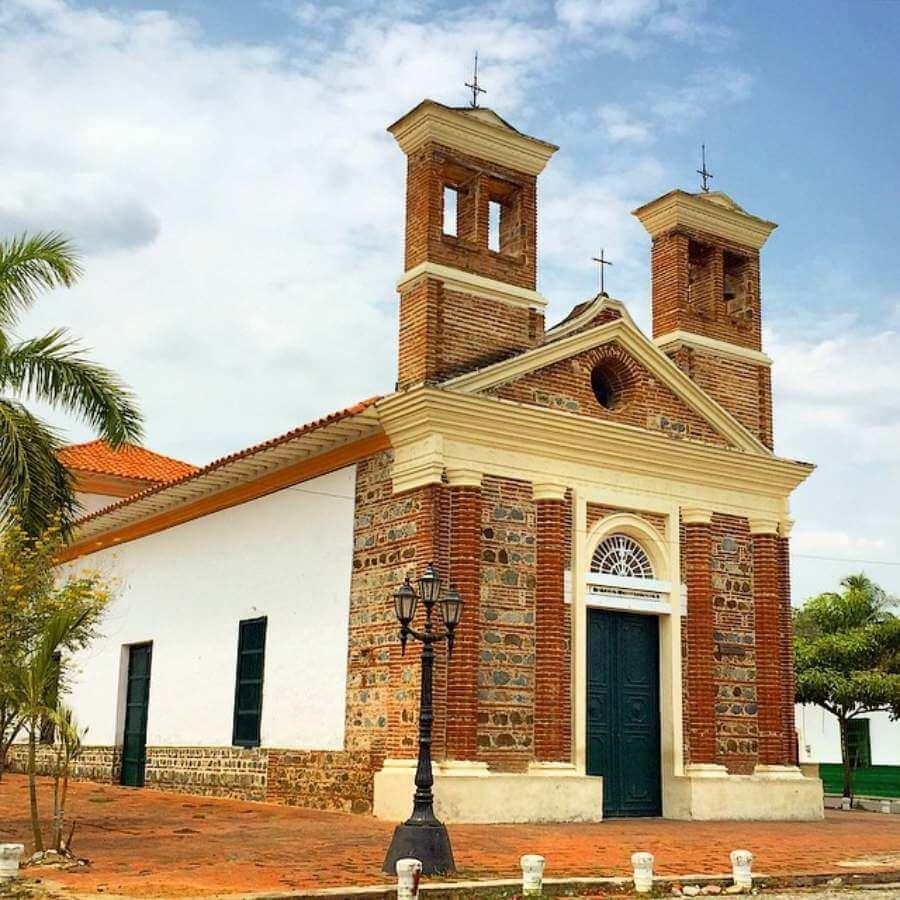 Iglesia nuestra señora de Chiquira Santa Fe de Antioquia