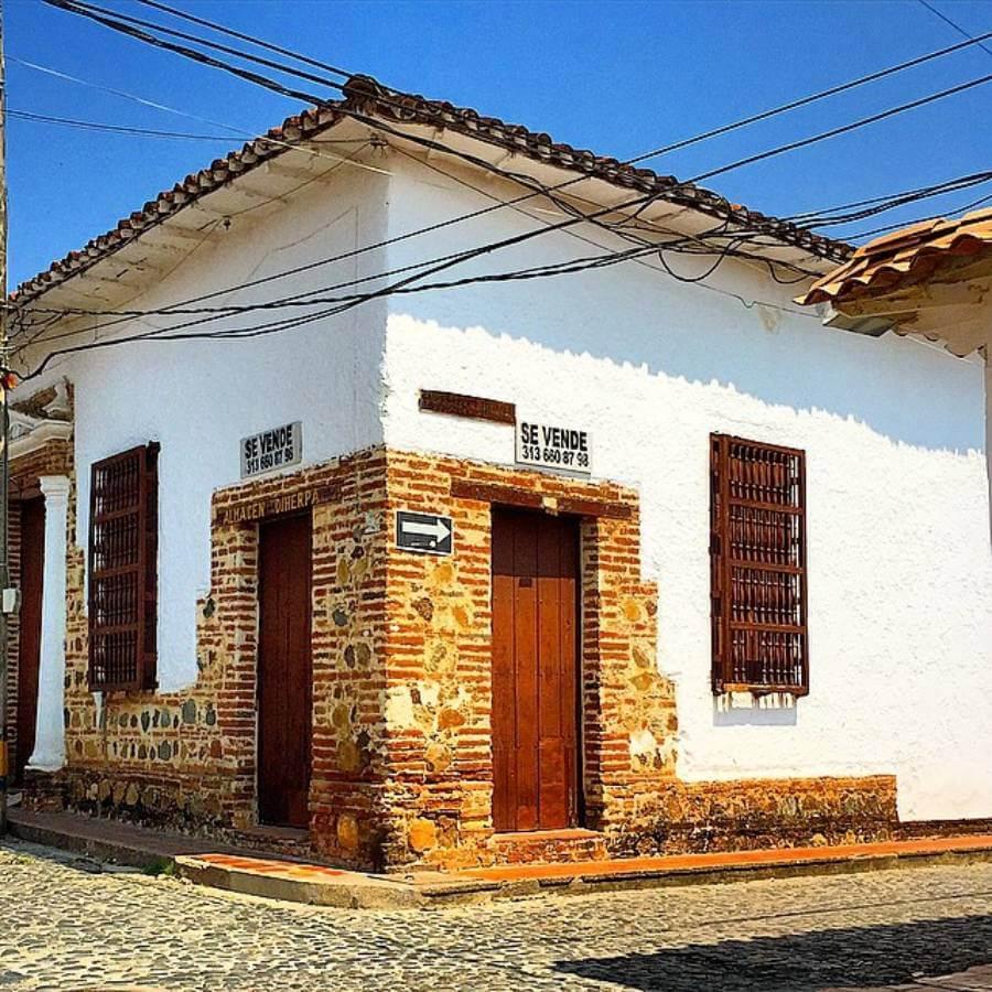 Calles de Santa Fe de Antioquia Pueblo Patrimonio de Colombia