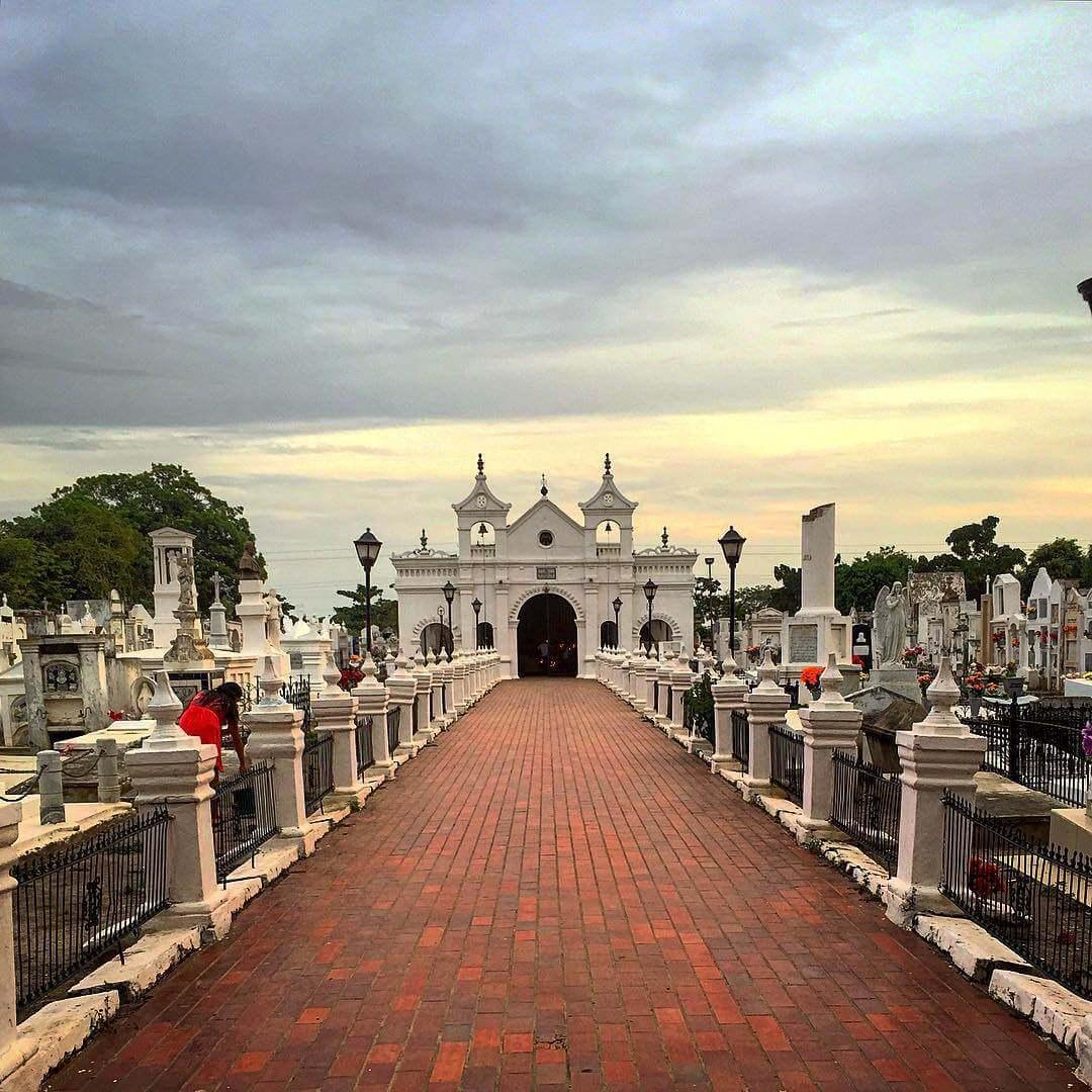Cementerio de Mompós Colombia