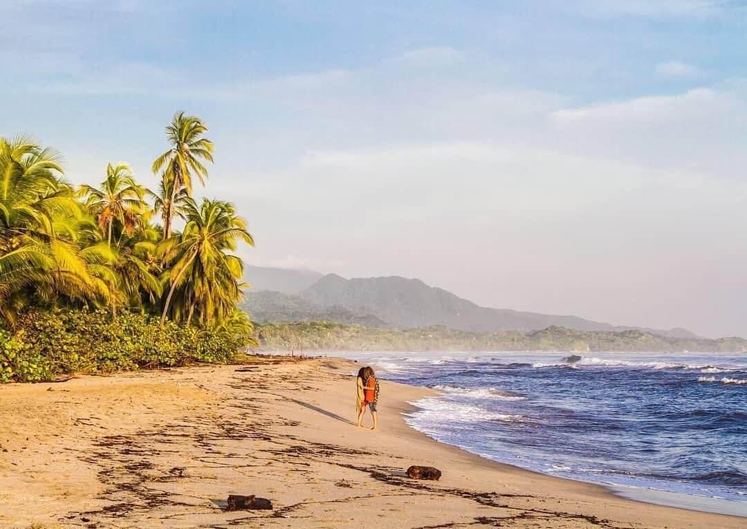 Costeño Beach hospedaje cerca al Tayrona
