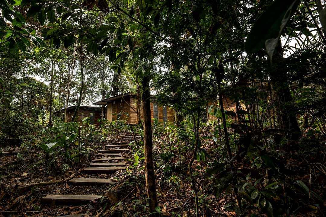 Pacifico hostel Colombia