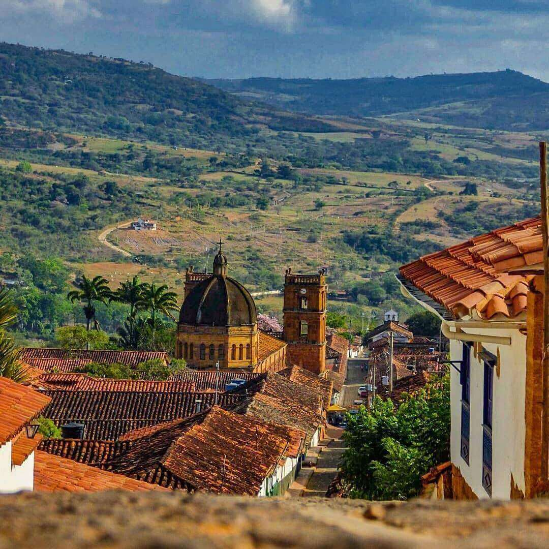 Barichara Santander destino imperdible de Colombia