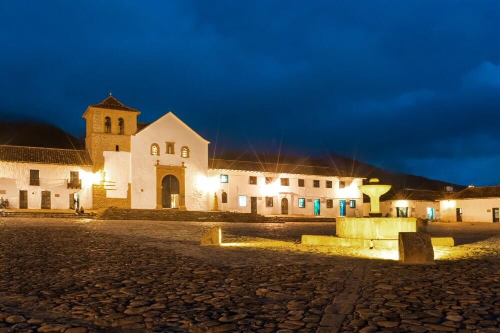 Main Square of Villa de Leyva