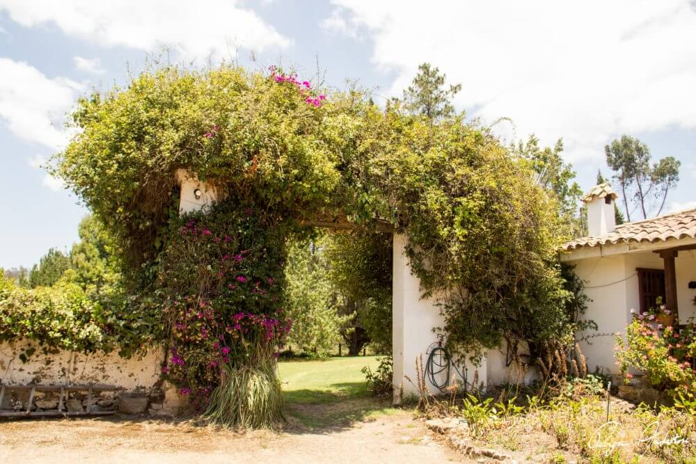 Portón de Guatavita Colombia