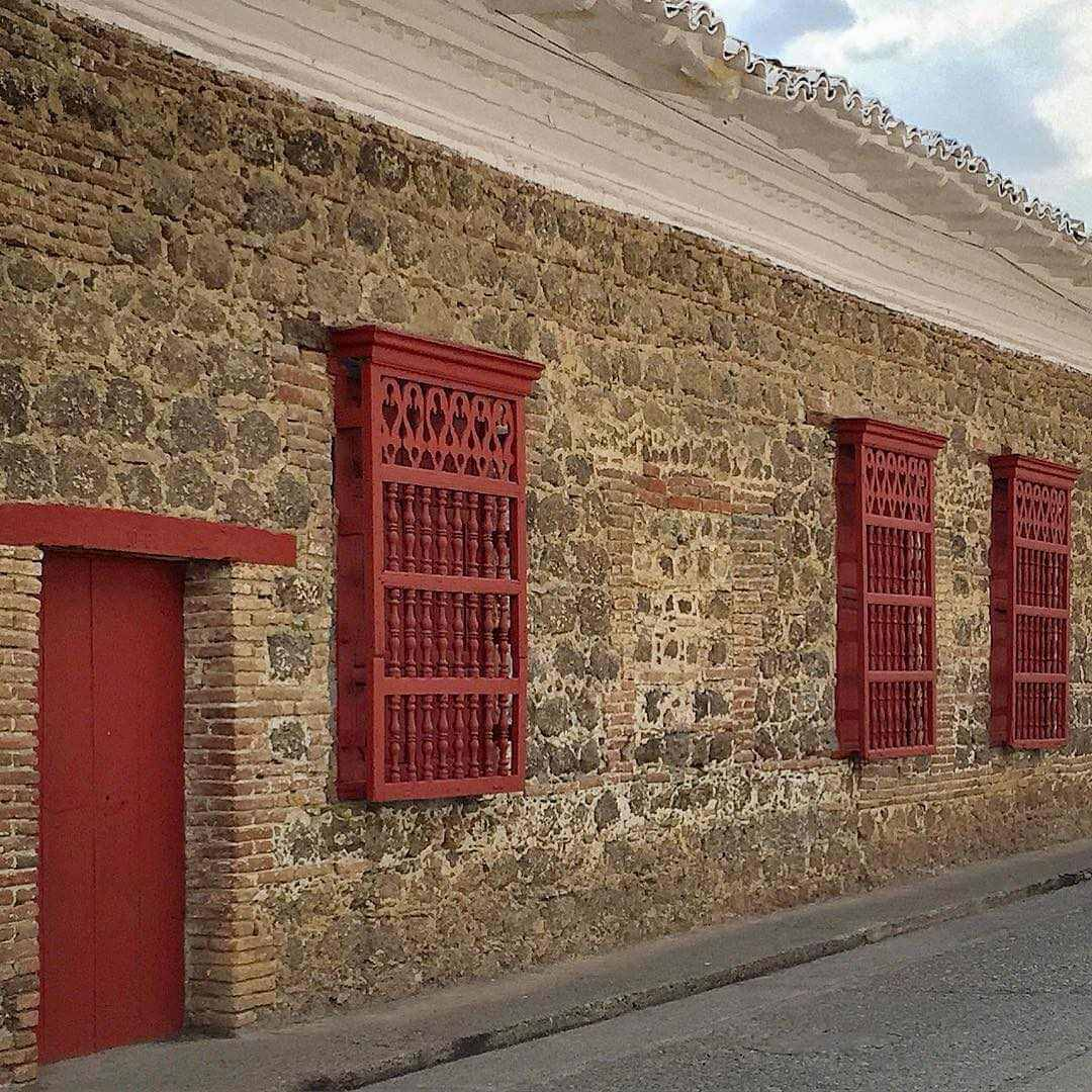 Ventanales de Santa Fe de Antioquia