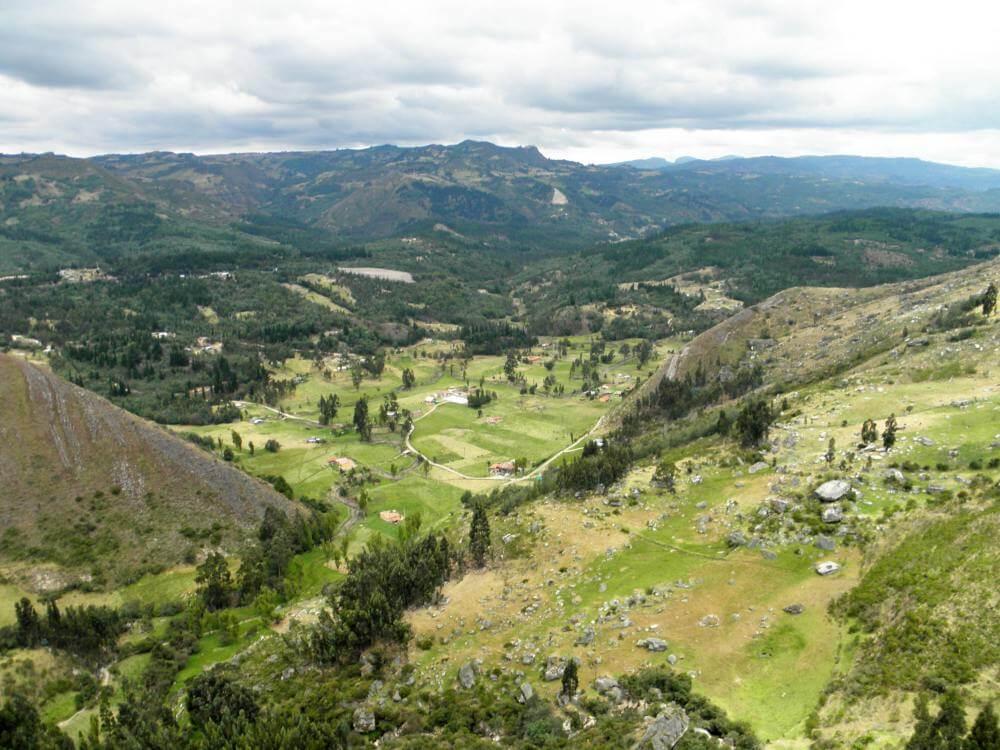 Sutatausa un plan cerca a Bogotá