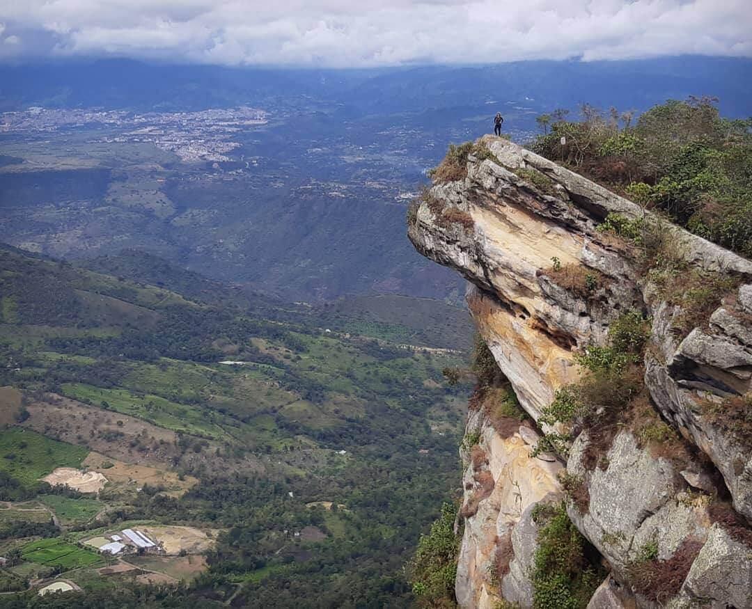 Quininí Archaeological Park near Bogotá