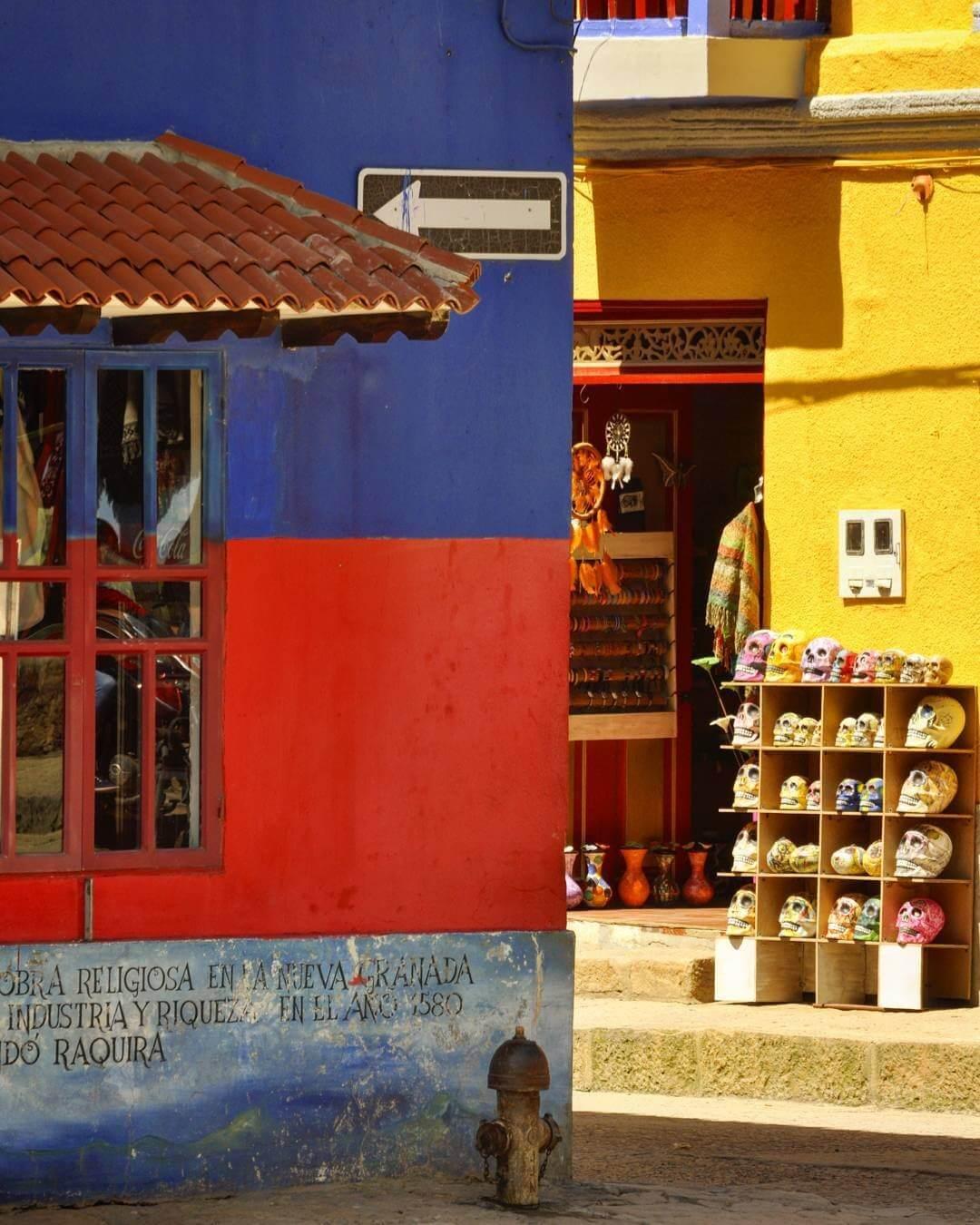 Streets of Ráquira