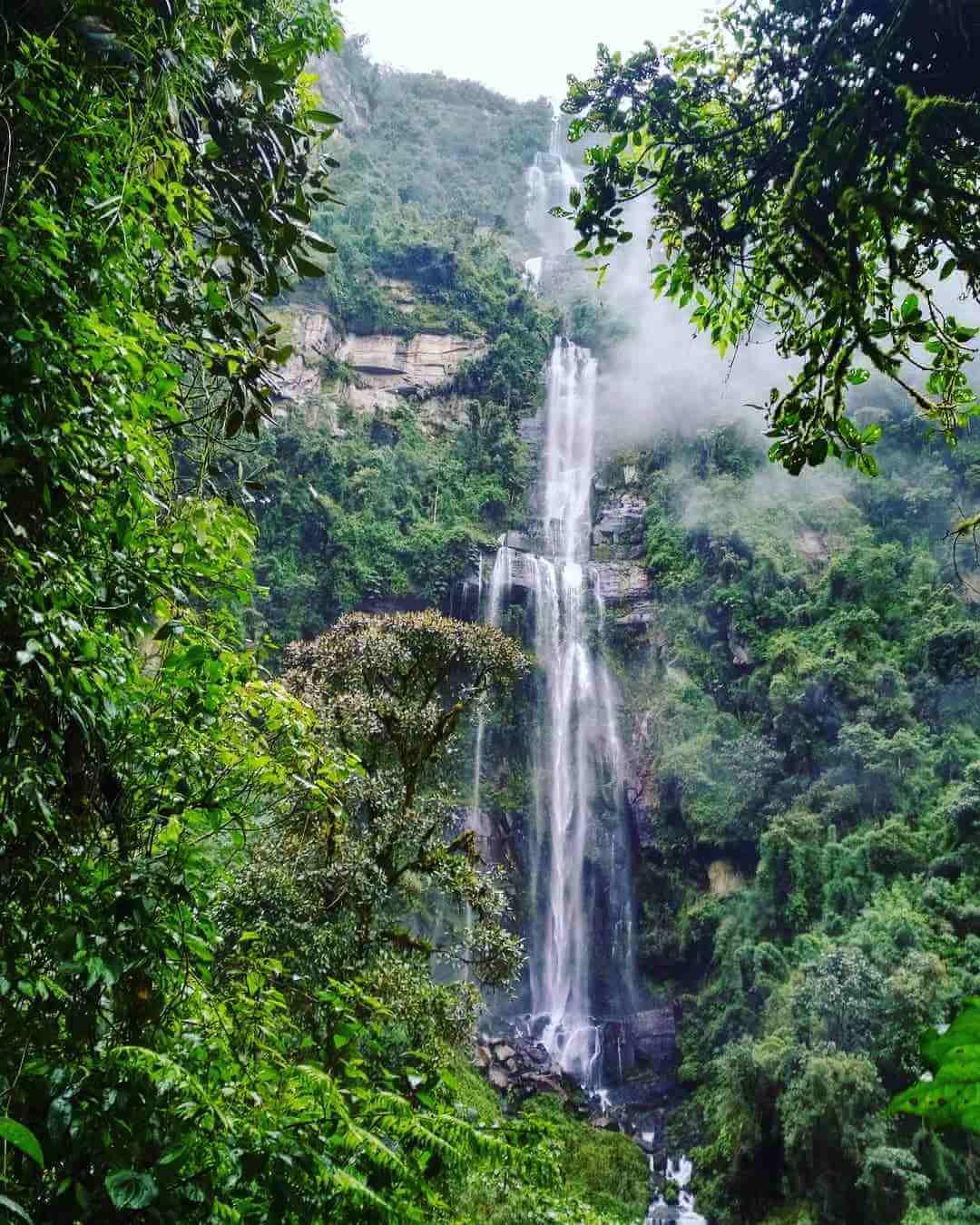 Lugares turísticos de Colombia en Choachí