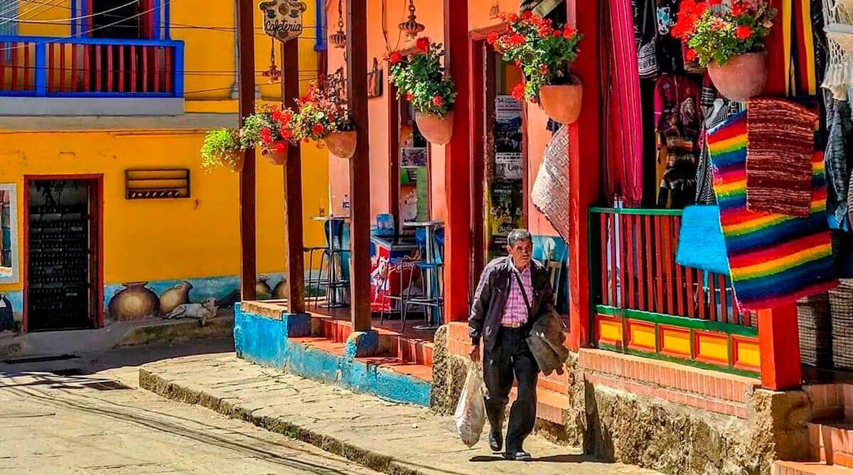 Pueblos de Boyacá Colombia