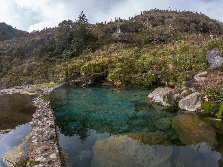 Cómo llegar a los Termales de la Cabaña desde Bogotá